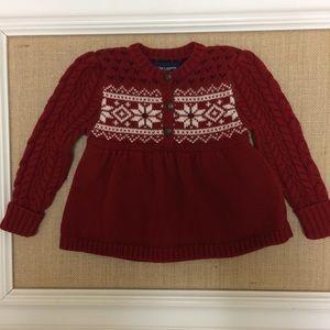 Ralph Lauren Nordic sweater